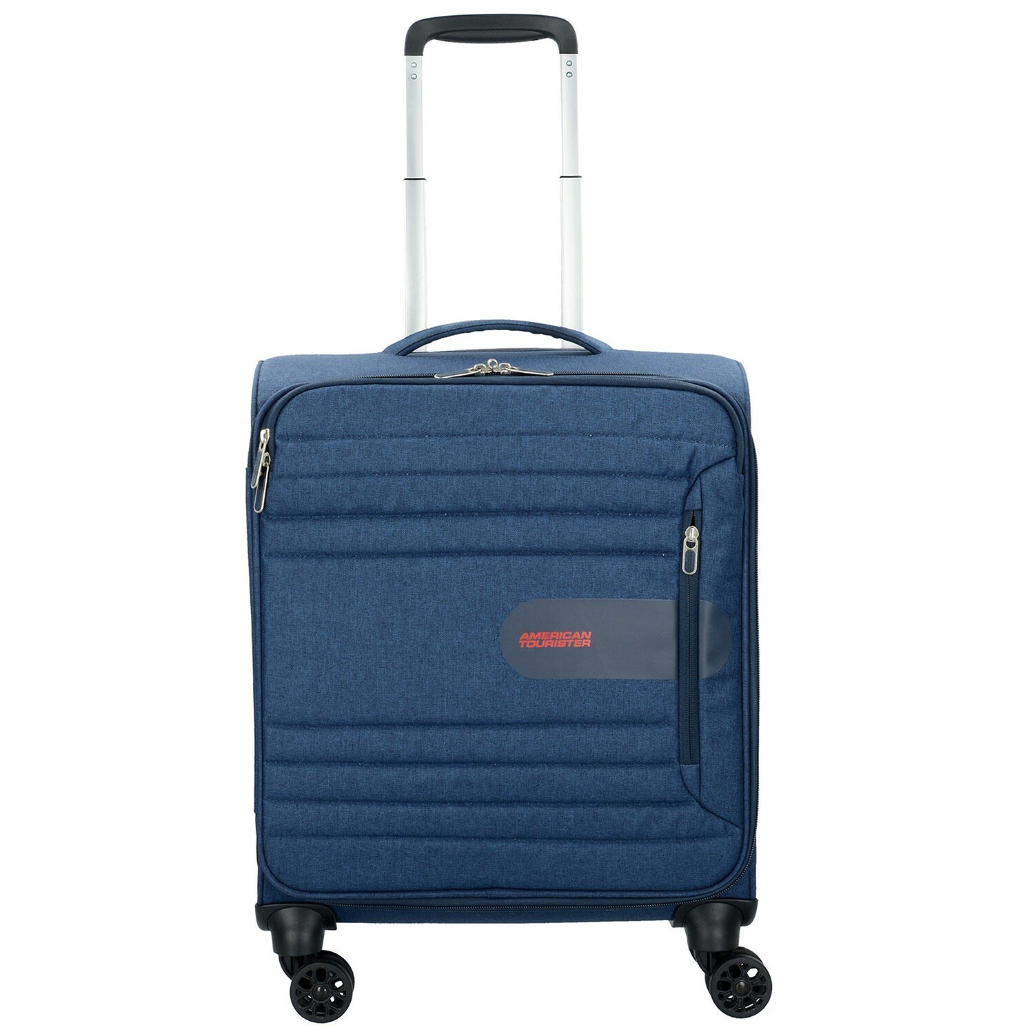 american tourister sonicsurfer valise de cabine 4 roulettes 55 cm midnight navy sur premium mall. Black Bedroom Furniture Sets. Home Design Ideas