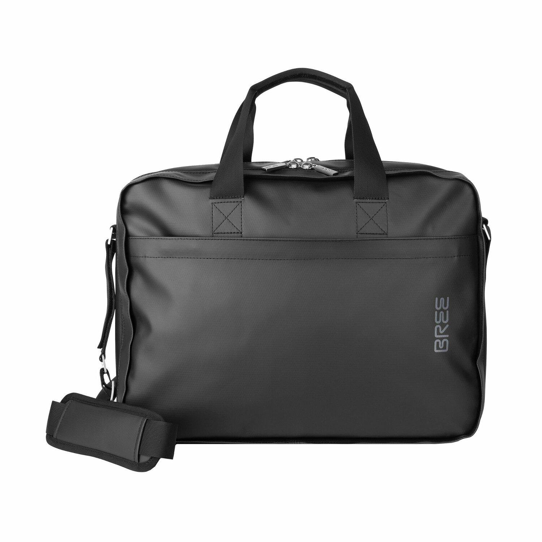 Bree Punch 67 Serviette 21 cm compartiment Laptop Black explorer À Vendre Pas Cher Réel Dédouanement Frais D'expédition Bas Prix y4YUUA