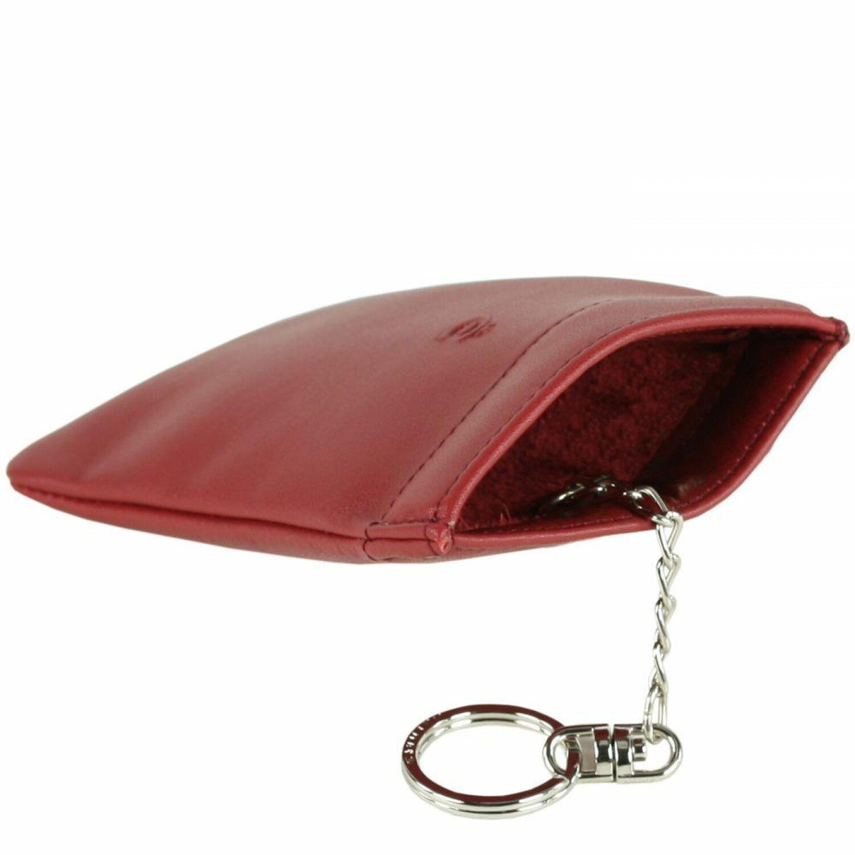 Esquire Logo Étui porte-clés cuir 9 cm Rot   sur PREMIUM-MALL 4e981c32745