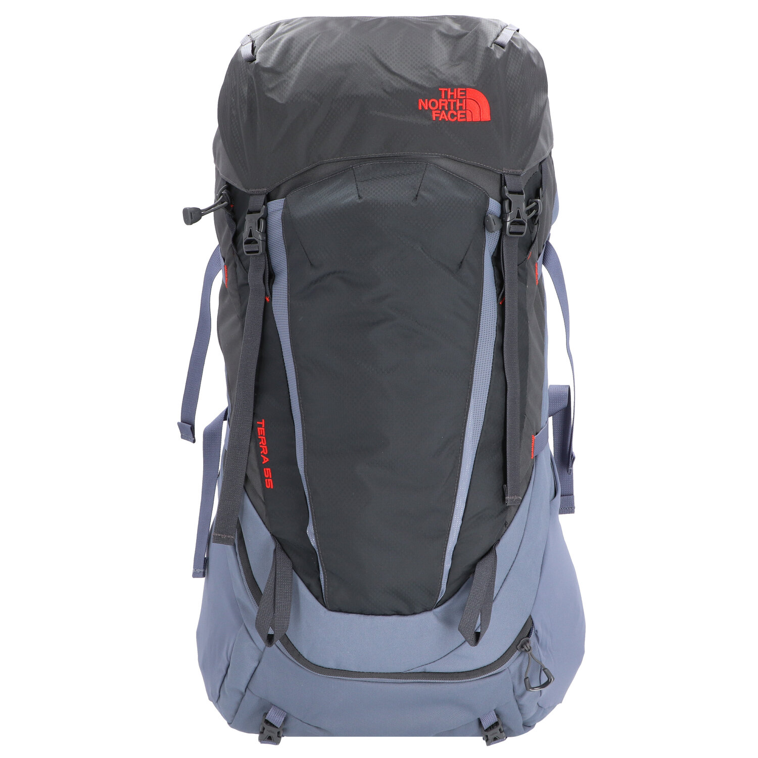 The North Face Terra 55 Sac à dos 63 cm grisaille gry